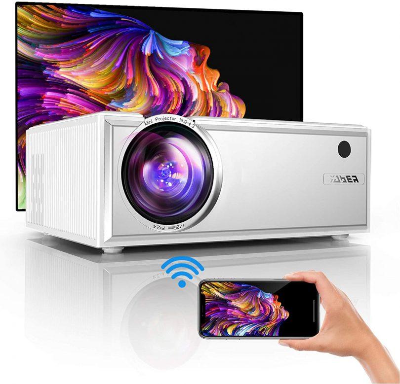Video projecteur Yaber