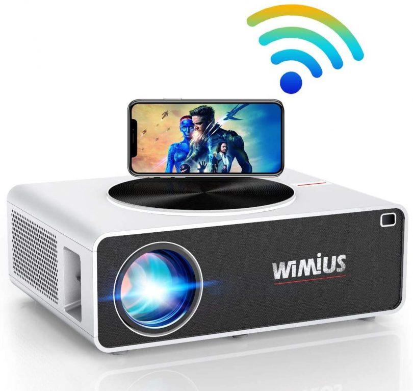 Vidéoprojecteur WIFI Wimius